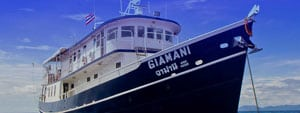 Giamani Similan Islands liveaboard