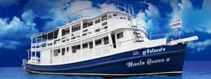 Manta Queen 5 budget Similan Islands liveaboard