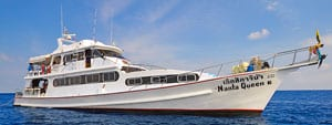 Manta Queen 6 budget Similan Islands liveaboard