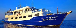 Manta Queen 7 budget Similan Islands liveaboard