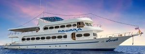 Pawara Similan Islands liveaboard first class