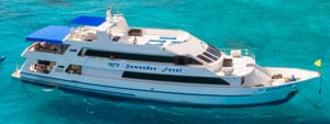 Sawasdee Fasai Similan Islands luxury liveaboard