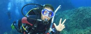 PADI Discover Scuba Diving Phuket