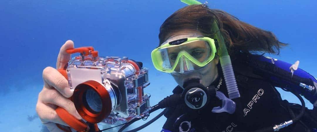 PADI Underwater Digital Photographer Specialty Phuket