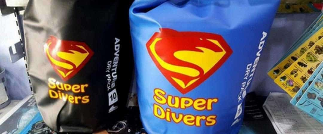 Super Divers Dry Bag Now in Stock