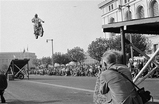 Evel Knievel 1967