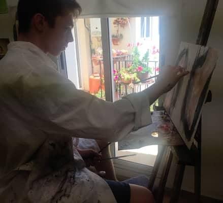 Cursos de dibujo y pintura en Barcelona
