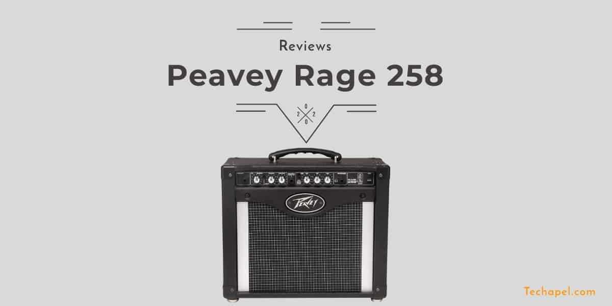Peavey Rage 258 Review