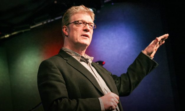 Lesson Plan: Ken Robinson's TED Talk