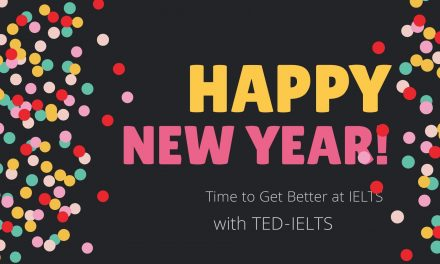 A New Year Resolution: Getting Your Dream IELTS Score