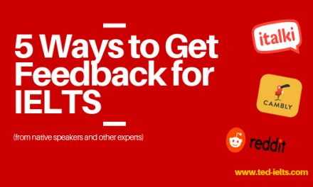5 Ways Get Feedback on Your English (from Native Speakers)