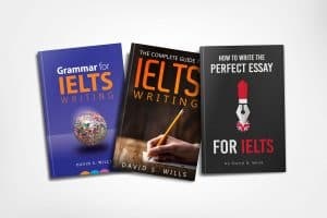 ielts writing books