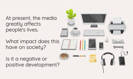 The Effects of Media Influence [IELTS Sample Essay]