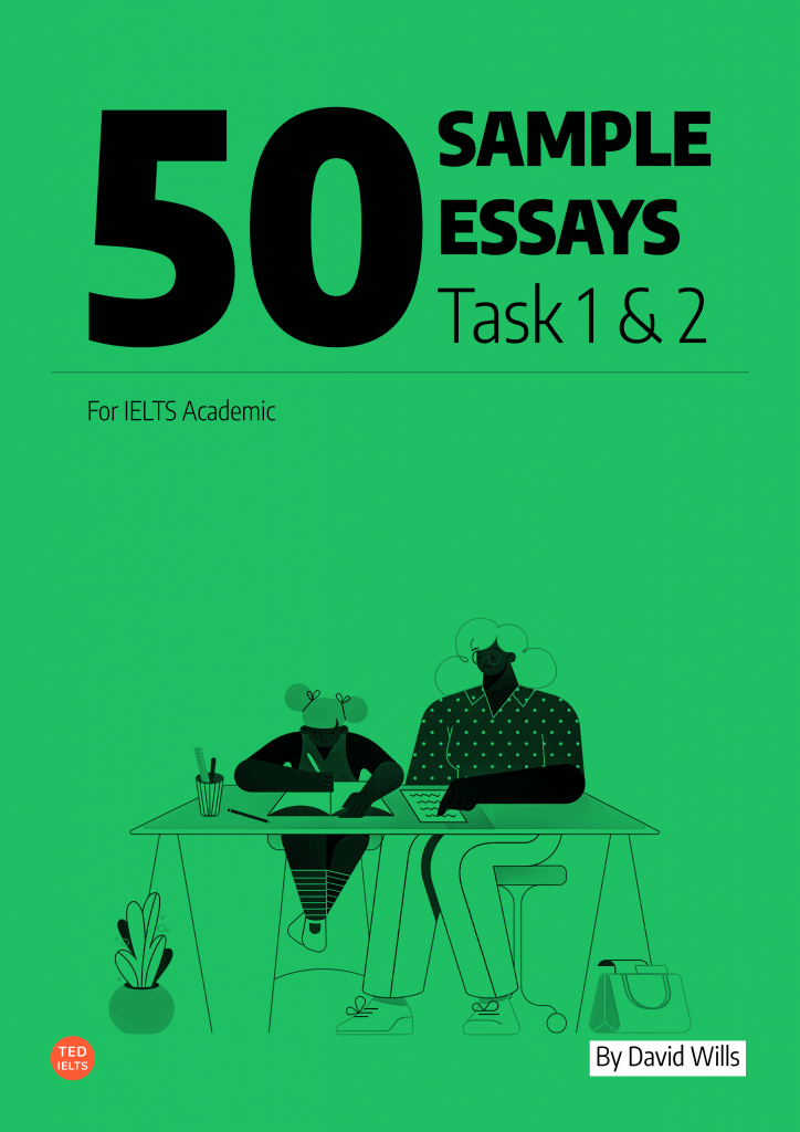 free ielts sample essay book pdf
