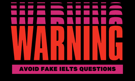 The Problem With Fake IELTS Questions