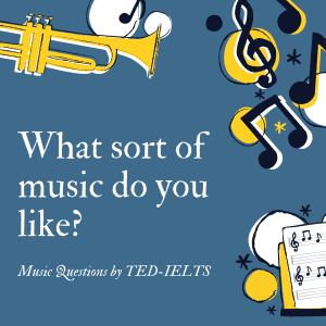 ielts and music