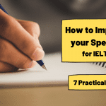 How to Improve your Spelling for IELTS