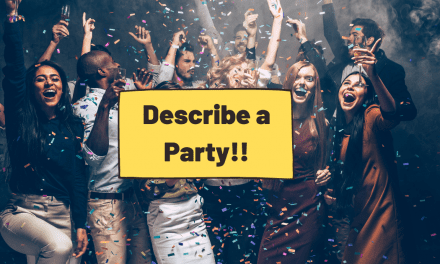 Describe a Party [IELTS Speaking]