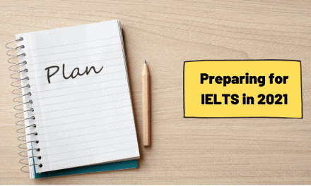 IELTS 2021 Preparation Plan
