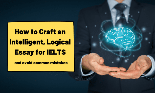 [Advanced IELTS Writing] How to Craft a Convincing Argument