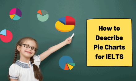 How to Describe Pie Charts [IELTS Writing Task 1]