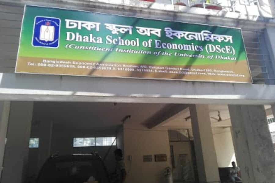 Dhaka School of Economics | A unique economics education institution