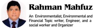 An Environmentalist, Environmental and Financial Topic writer, Engineer, and a social worker and Organizer