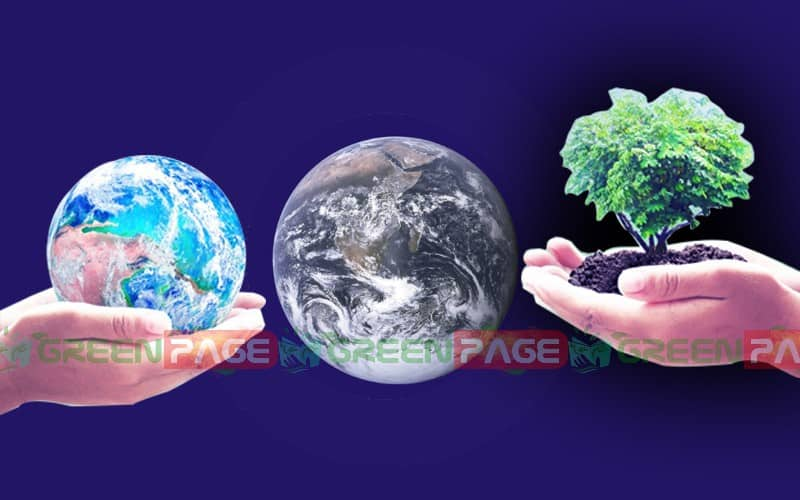Today April 22 is International Earth Day