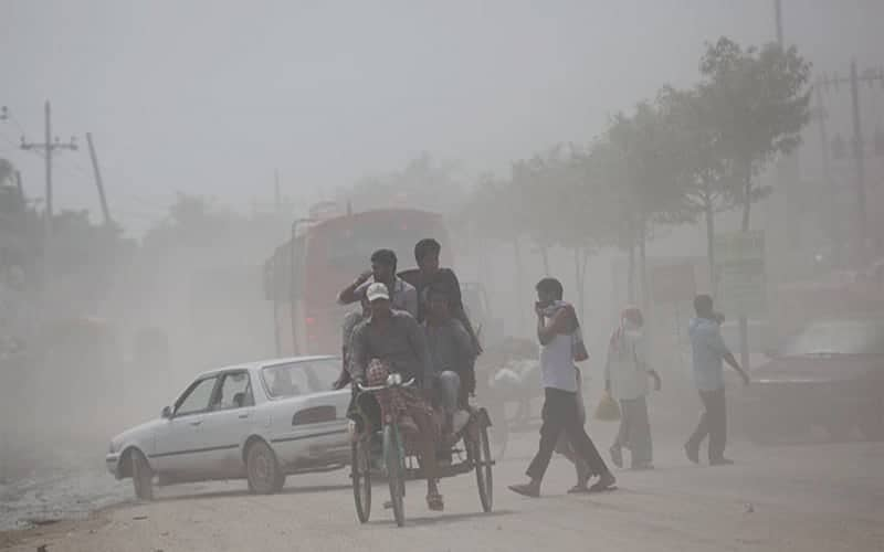 A severe Air will be bing polluted if all the Proposed Power Plants Launched in Payra Port in Bangladesh