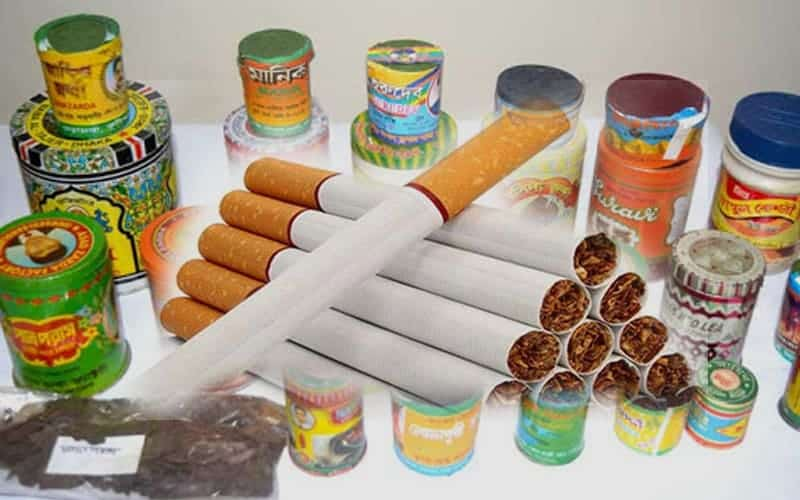 Bangladesh Health Ministry Seeks a Temporary Ban on All Kinds of tobacco products