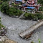 Nepal Floods and Landslides caused a 40-death toll