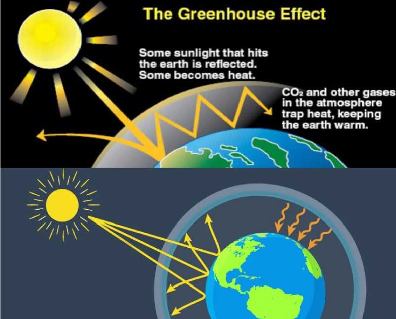 What is the Greenhouse Effect and How it Causes Global Warming