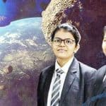 Indian Two Schoolgirls Discover an Earth-Orbiting Asteroid