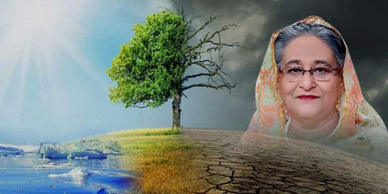 Bangladesh Prime Minister's 5 proposals to save the Planet