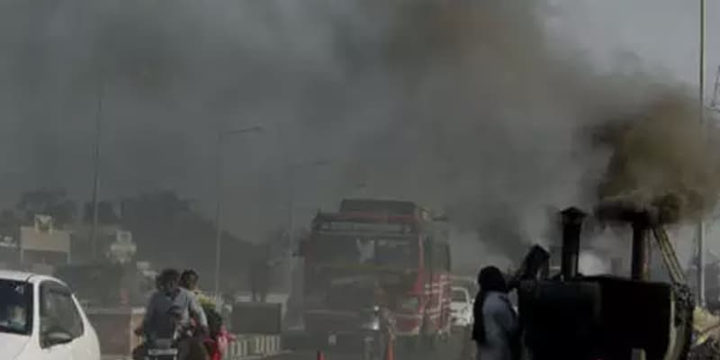 A new terror of air pollution in India after COVID-19 1.6 million lives have lost due to pollution