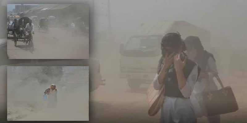 Savar and Trishal at the top of air pollution in Bangladesh public life ruined