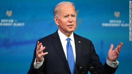 We need to be united againstfor climate change – Joe Biden