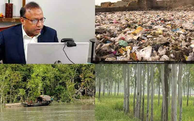 Development can not be sustainable by destroying the environment