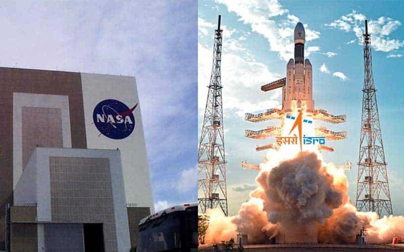 NASA and ISRO Started Working Together