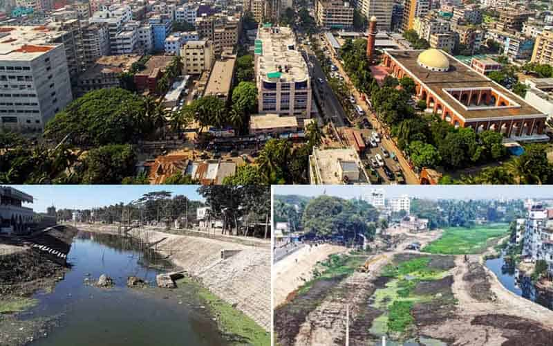Rivers and the Environment are constantly being destroyed in the Name of Various Development Projects