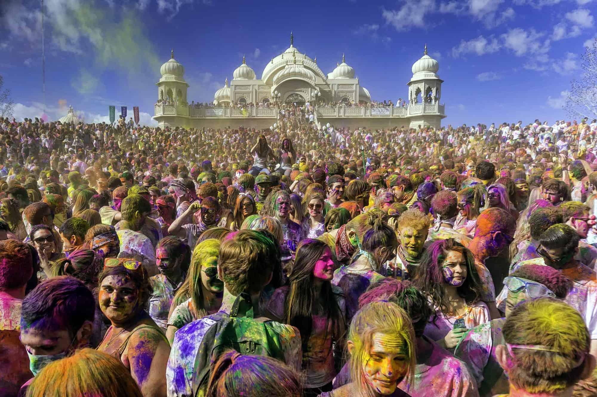 15 प्रसिद्ध और सबसे लोकप्रिय भारतीय त्यौहार 4