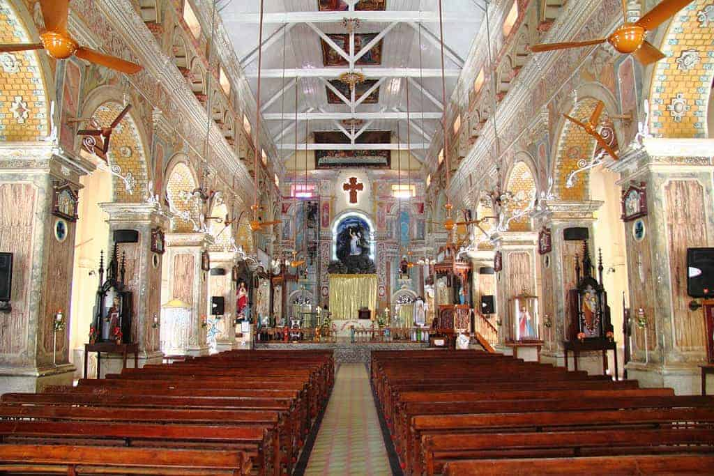 Cover Image For List : 10 Well Liked Indian Churches