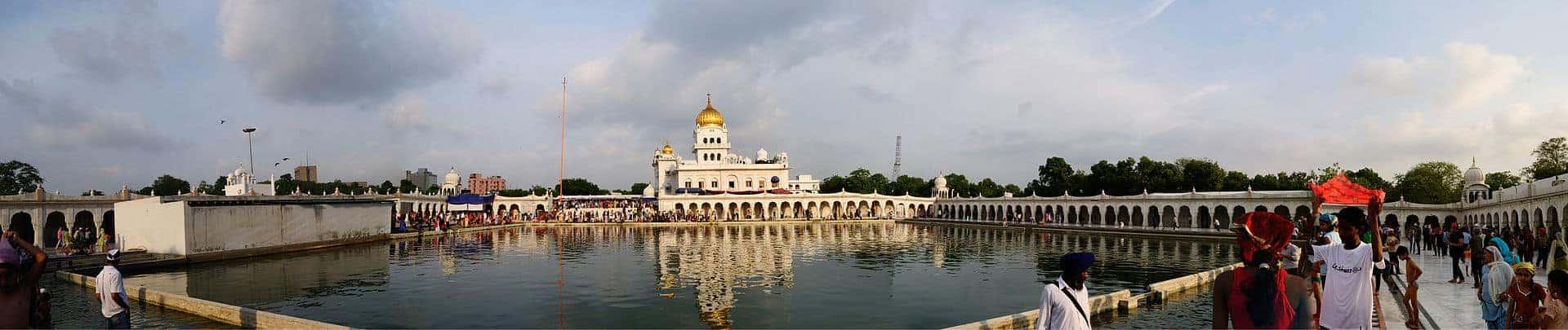 बंगला साहिब, नई दिल्ली 1