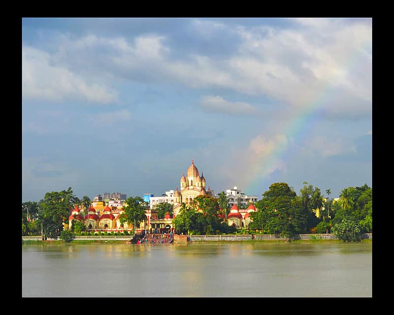 दक्षिणेश्वर काली मंदिर, कोलकाता 1