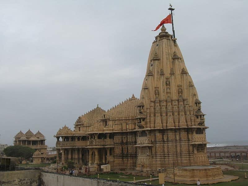 सोमनाथ मंदिर, गुजरात 1