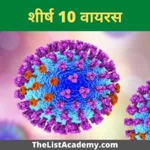 24 सबसे खतरनाक और जानलेवा वायरस 2
