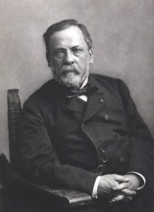 लुई पास्चर। Louis Pasteur.