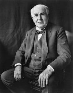 थॉमस एडिसन Thomas Edison