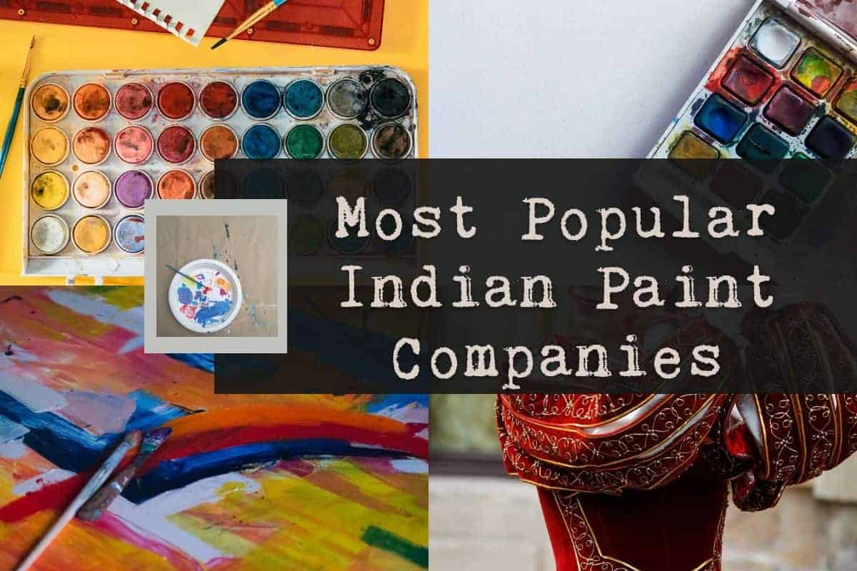 Cover Image For List : Most Popular Indian Paint Companies