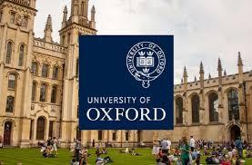 ऑक्सफ़र्ड विश्वविद्यालय University of Oxford
